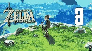Monster Hunting and Getting Rich ♪ The Legend Of Zelda Breath of the Wild [Livestream] #3