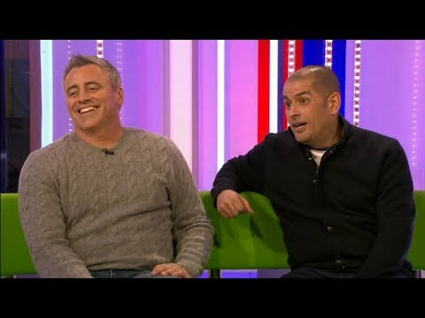 TOP GEAR 2018 the STIG , Matt LeBlanc & Chris Harris interview HD