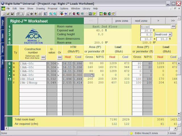 Printables Manual J Worksheet acca manual j worksheet right overview load calculation