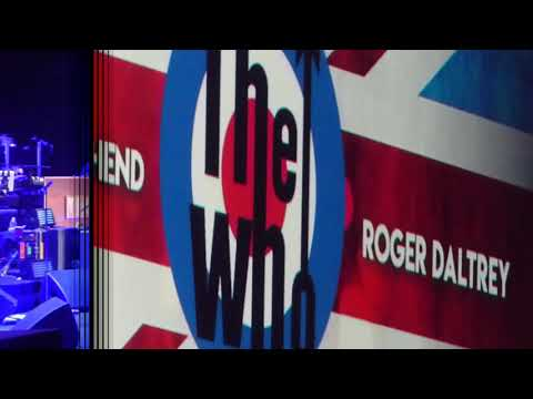 The Who - Roger Daltrey ends concert mid-show due to illness (Houston 09.25.19) HD