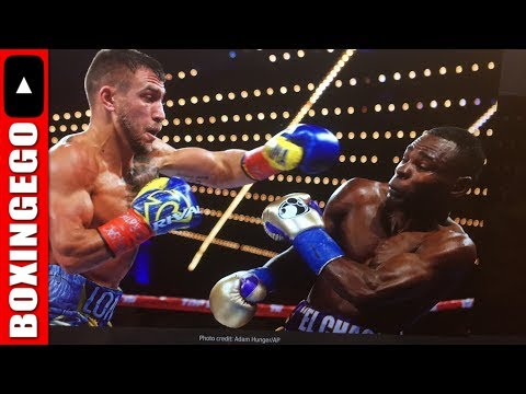 LIVE STREAM: Vasiliy Lomachenko skillful beast but OLD MEDIA won't let him be *HOT SEAT SPECIAL*