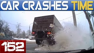 Car Crash Compilation - Best of the Week - Episode #152 HD