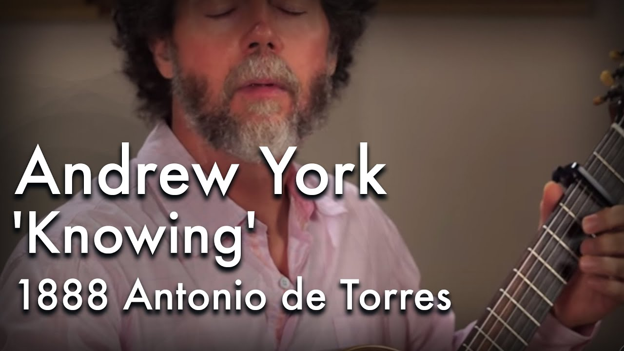 York 'Knowing' played by Andrew York