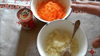 Котлеты в духовке с томатным соусом