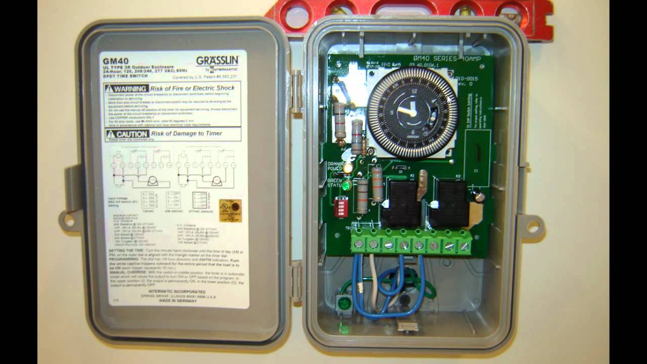 medium resolution of gm 40 time clock electrical industry network