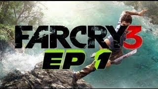 Far Cry 3 Gameplay - epizodas nr.1 (Su Deividu)
