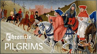 The 400 Mile Medieval Pilgrimage To Canterbury | Pilgrimage With Simon Reeve | Chronicle
