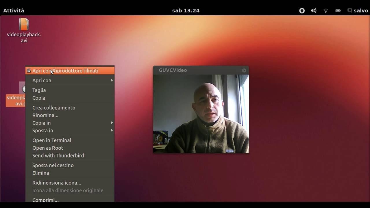 video da rai.tv linux