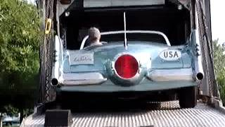 1951 Buick LeSabre Show Car at 2007 Exploration Place Show Wichita, Ks.