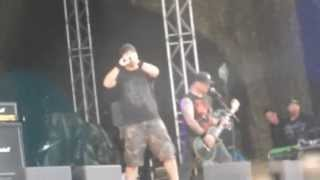 "Hatebreed @ The Language ""Live Getaway Rock"""