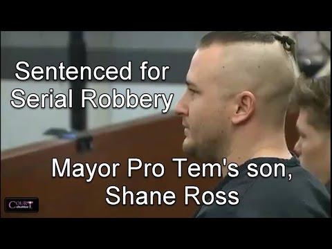 Shane Ross Sentencing 01/05/17