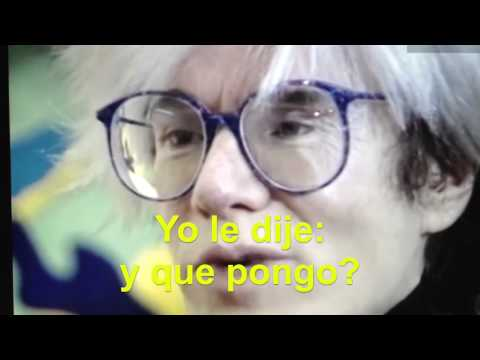 Andy Warhol - The origin of the banana (sub esp)