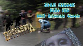 Britannia classic 2014 finals Adam Persson -Rad Train