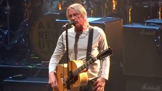 Paul Weller, 25-2-2018, Glasgow, Up In Suzes' Room