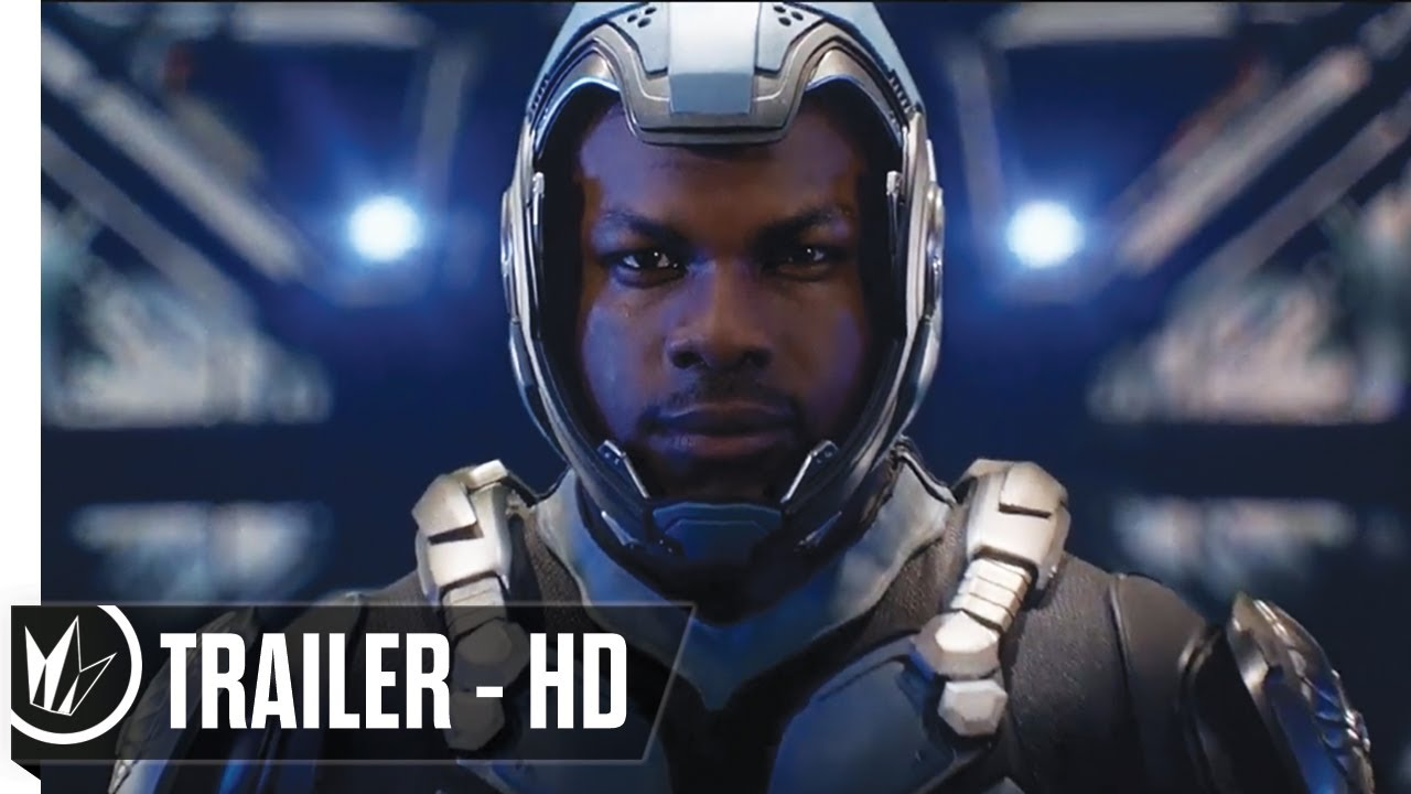 Pacific Rim: Uprising Official Comic Con Trailer #1 (2018) -- Regal Cinemas  [HD] - YouTube