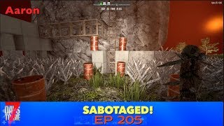 7D2D | (205) | Our Base Was Sabotaged!