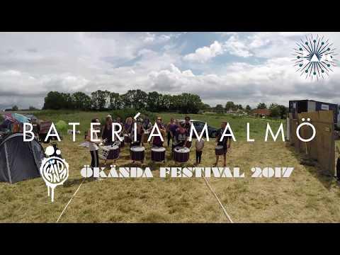 Ökända Festival 2017 - BAM - Batería Malmö, spelar på Ökända Festival 2017