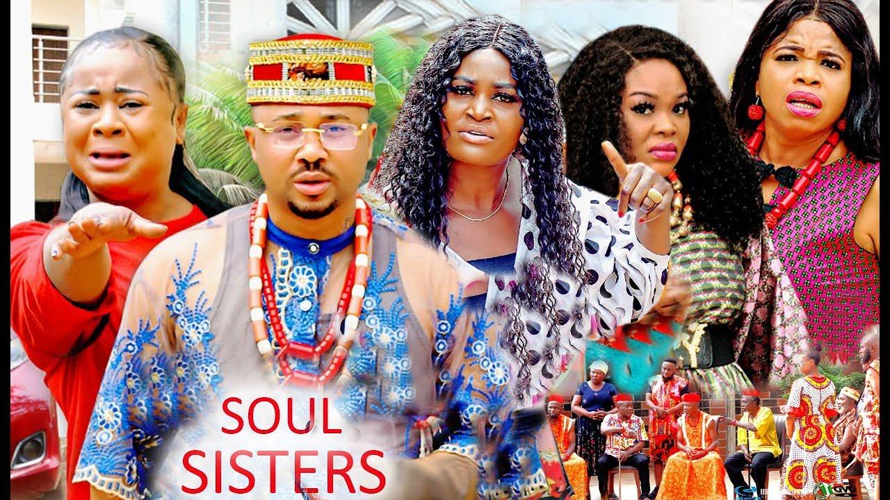 Download SOUL SISTERS SEASON 5&6 (TRENDING NEW MOVIE) - CHIZZY ALICHI|UJU OKOLI 2021 TRENDING NIGERIAN MOVIE.