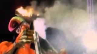 "Brazil Carnaval Opens ""devil Float Catches Fire"""