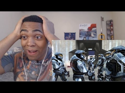 Red vs Blue Season 3: Episode 51-55 Reaction (Trial & Error)