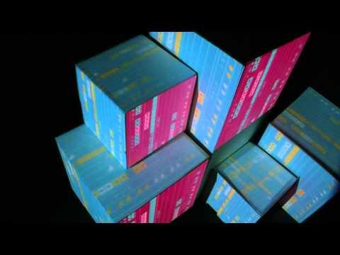 SYNCHRONICITY 3D MAPPING CHROMAPHASE VJ CHINA SHANGHAI