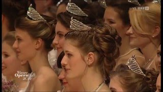 Download Wiener Opernball 2016 / Vienna Opera Ball 2016 - Die Eröffnung / The Opening Mp3 and Videos