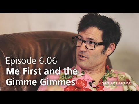 📽 6.06: Interview with Joey Cape (Lagwagon / Me First and the Gimme Gimmes) [#fhtz]