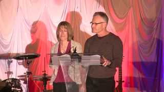 """Just Because He Breathes"" - Rob & Linda Robertson at Gay Christian Network 2014 conference"