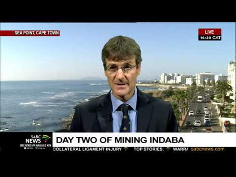 Outcomes Of Day Two Of The Mining Indaba