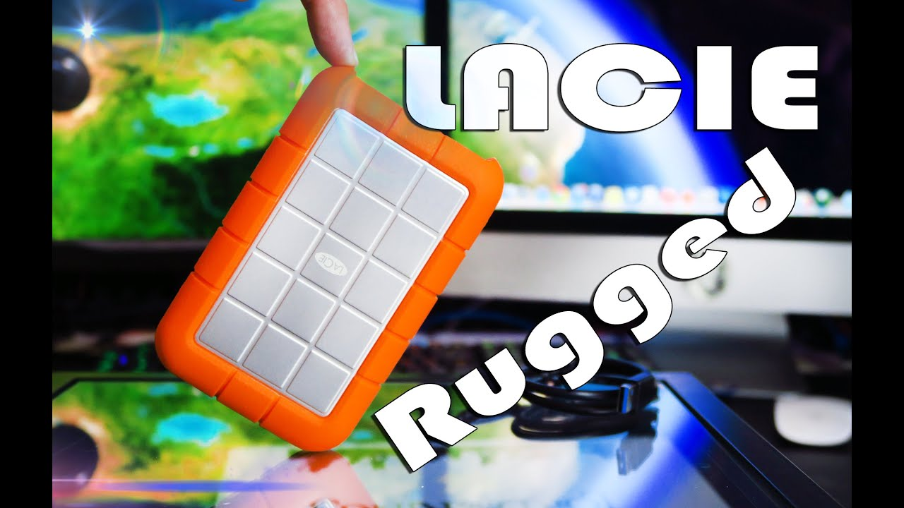 LaCie Rugged Triple USB 3.0 2TB   Обзор