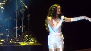 Martika - Love...Thy will be Done ( Movistar Arena, Santiago de Chile - 05.04.2014 )