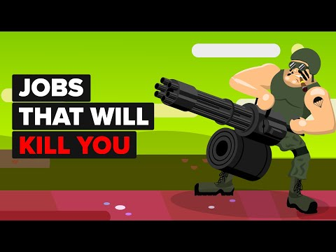 Worst Jobs That Will Literally Kill You