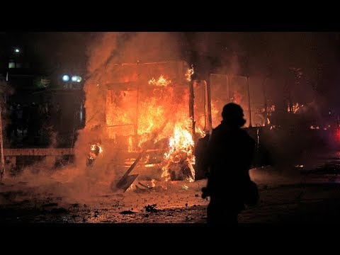 Three people die in Chile protest against metro fares hike