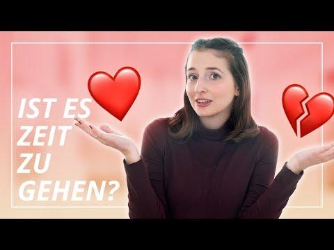 Beziehung beenden - Ja oder Nein?
