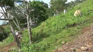 misamis occidental sky-zip line - hoyohoy tangub city 5 hd video