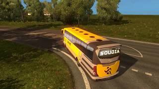 Soudia | Mongla to Dhaka | Euro Truck Simulator 2