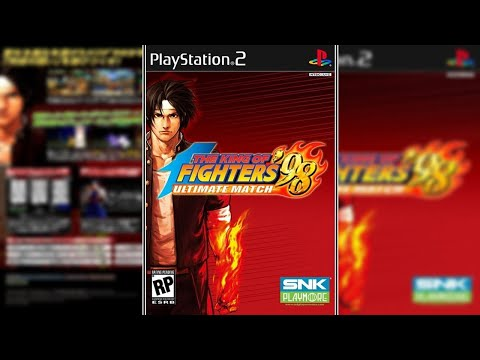 The King of Fighters '98 Ultimate Match || Game Nostálgico #16 |