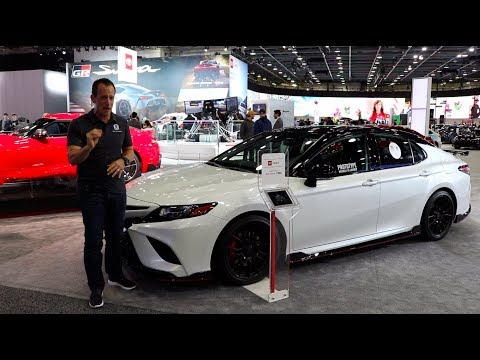 Will the 2020 Toyota Camry TRD deliver enough PERFORMANCE?