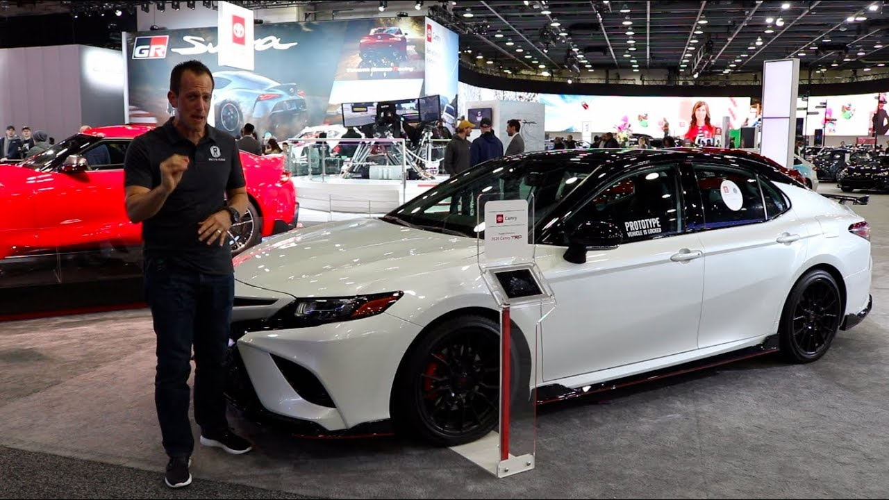 Will The 2020 Toyota Camry Trd Deliver Enough Performance Youtube