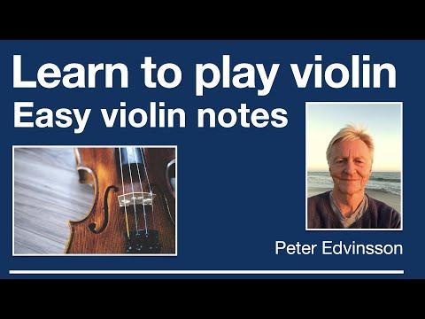 La Paloma - Violin and piano sheet music score