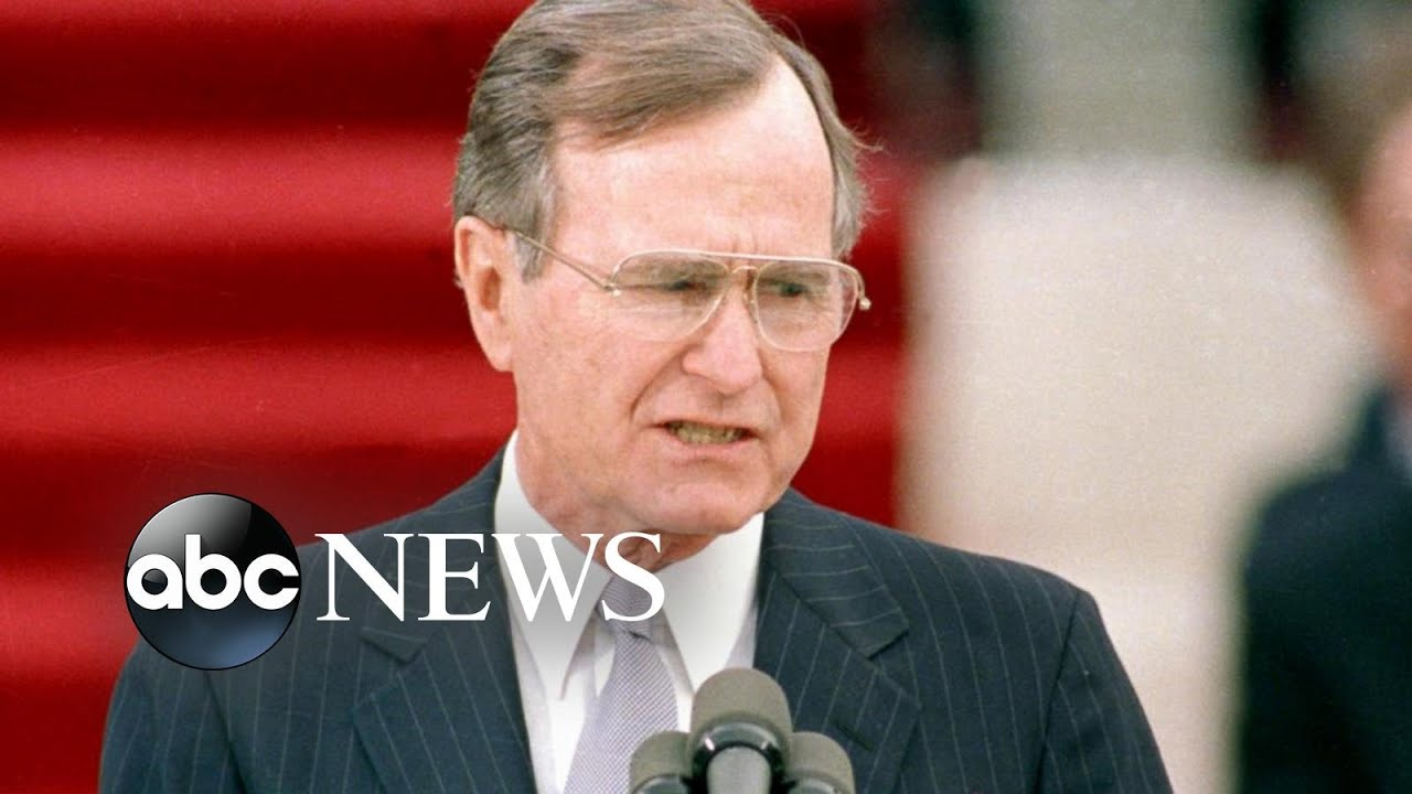 The Life And Legacy Of George H W Bush Youtube