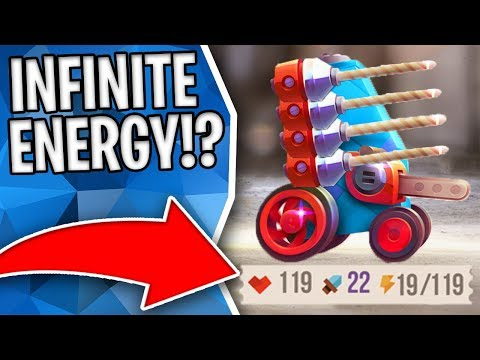CATS: HOW TO GET INFINITE ENERGY IN CRASH ARENA TURBO STARS!
