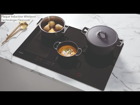 Innovation Whirlpool Plaque De Cuisson Induction Flexi Cook Youtube