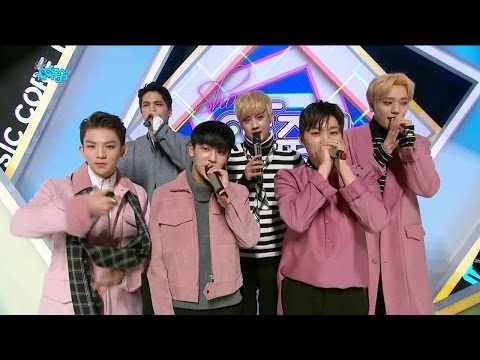 【TVPP】TEEN TOP – Interview, 틴탑 - 인터뷰 @ Show! Music Core Live