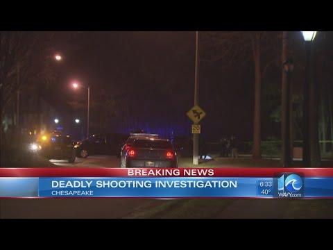 Man shot and killed near school in Chesapeake