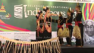 festival kesenian orang asal antarabangsa selangor 2015