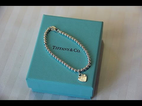Unboxing Tiffany Co Bracelet