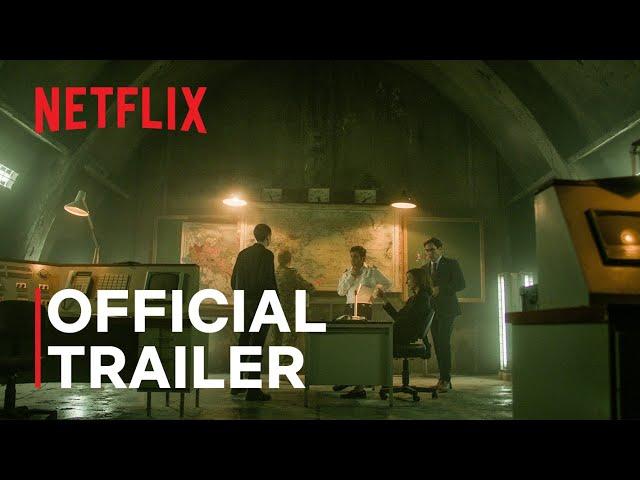 Into the Night Season 2 | Official Trailer | Netflix