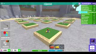 Roblox Unlocking rare chests!!!