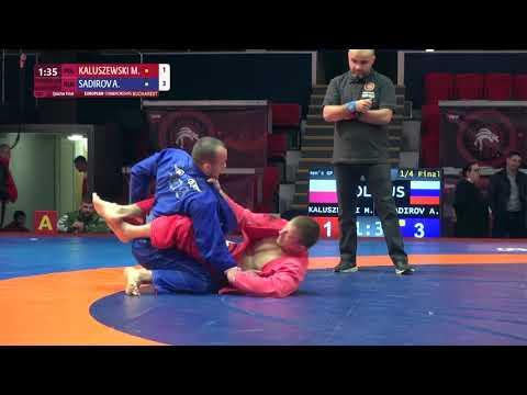1/4 Men's GP Gi - 84 kg: M. KALUSZEWSKI (POL) v. A. SADIROV (RUS)